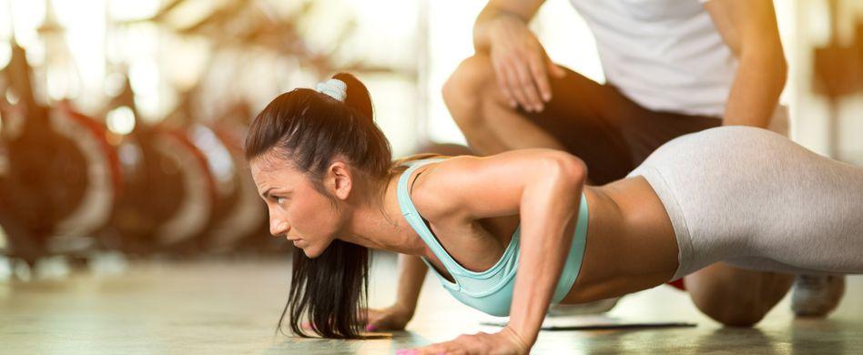 Welches Work-out passt zu welchem Körpertyp? 3 Tipps