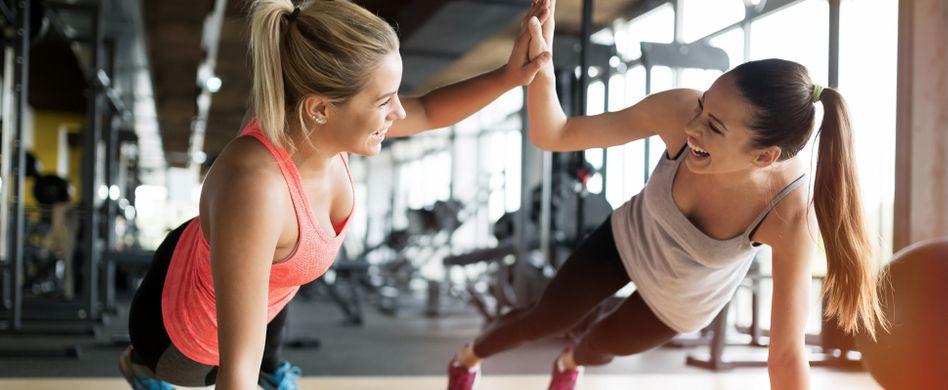 Motivation zum Sport: 6 Tricks gegen den inneren Schweinehund