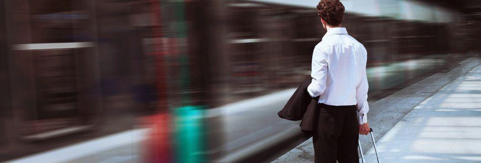 Pendeln macht krank: Wie der Arbeitsweg der Gesundheit schadet