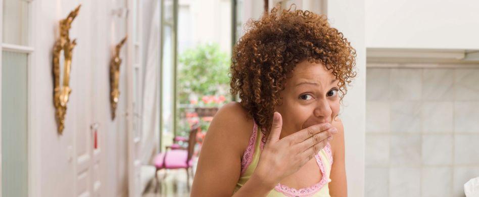 Was hilft gegen Schluckauf: 9 nützliche Tipps
