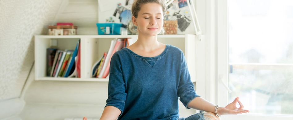 Nerven beruhigen: 6 Hausmittel gegen Stress