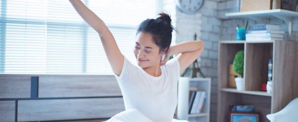 Schlafhygiene: Diese Regeln verbessern Ihren Schlaf