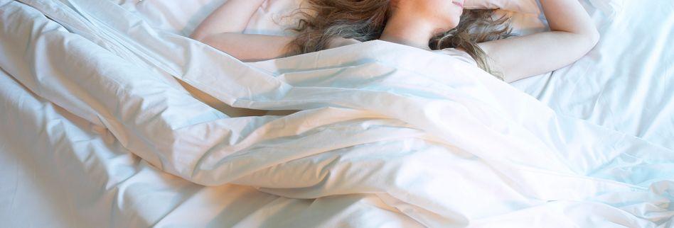 Rücken, Seite, Bauch: Was ist die beste Schlafposition?