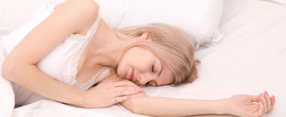 Guter Schlaf: 4 Kennzeichen für eine gute Nachtruhe