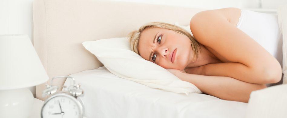 Schlafstörungen: Ursachen eines gestörten Schlafverhaltens