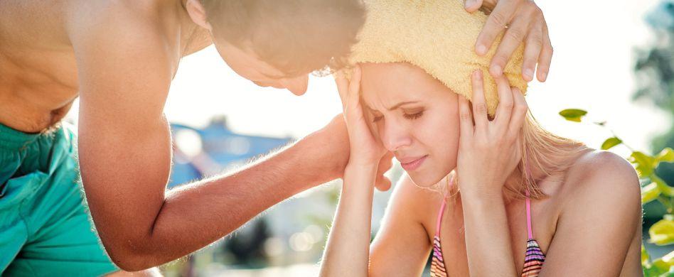 Hitzschlag: Ursachen und Symptome bei überhitztem Körper