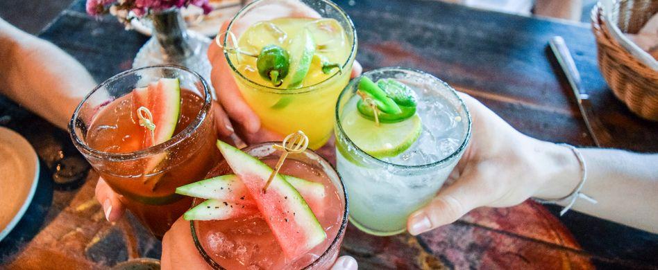4 gesunde Cocktails für den Sommer