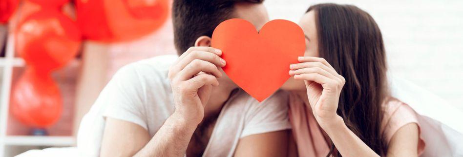 Last-Minute-Ideen am Valentinstag: So überraschen Sie Ihren Schatz