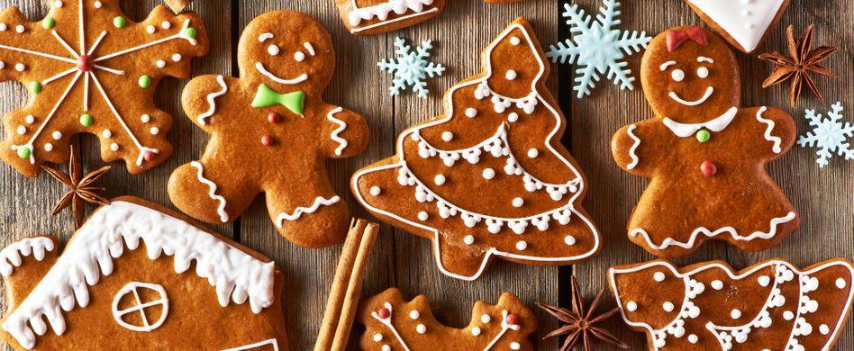 Lebkuchen backen: So zaubern Sie das Weihnachtsgebäck