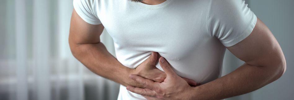 Wann spricht man von einem Magengeschwür?