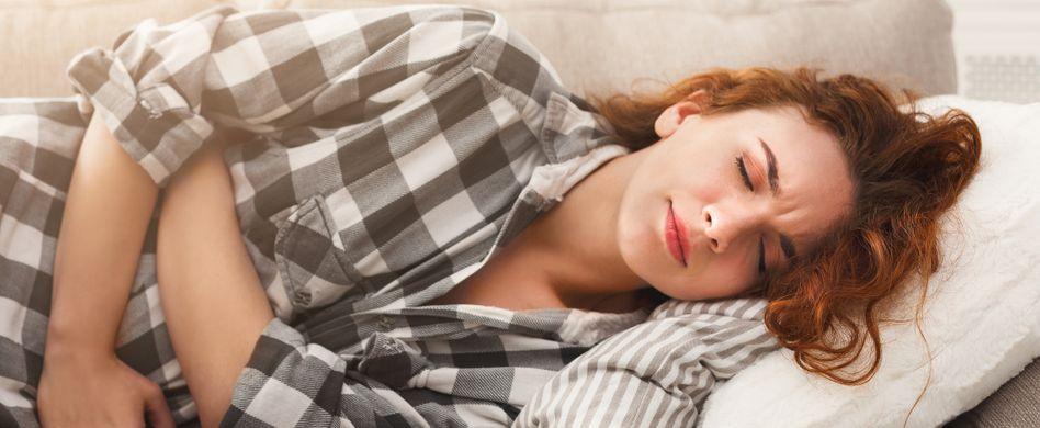 An diesen Symptomen erkennen Sie eine Magen-Darm-Grippe