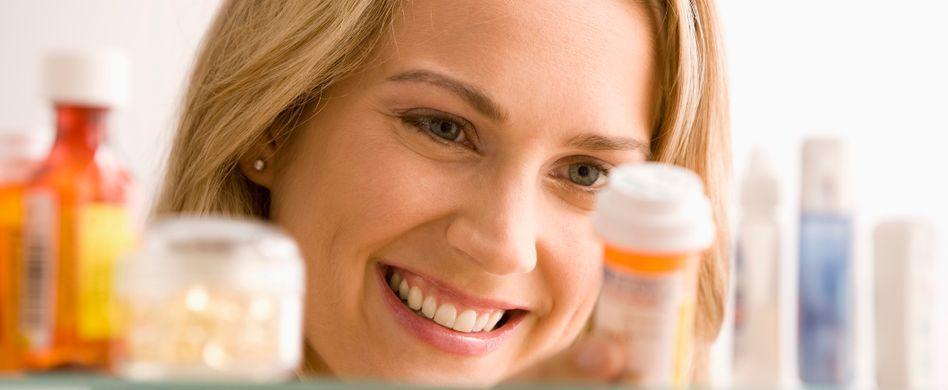 Nicht ins Bad: In welchem Zimmer Medikamente lagern?
