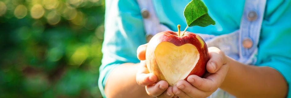 Vitamine im Apfel: So viele Nährstoffe stecken in dem Obst