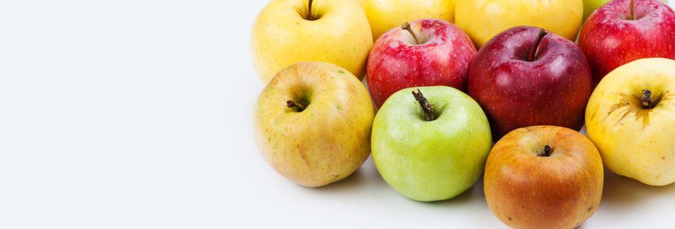 Die gesündesten Apfelsorten