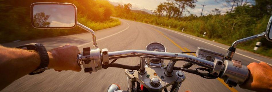 4 traumhafte Ziele für Deine Motorradtour am Wochenende