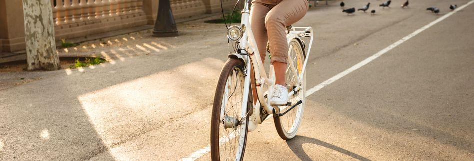 Verkehrssicheres Fahrrad: Ausstattung nach StVZO