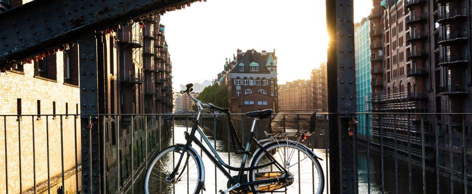 Falschparken mit dem Fahrrad: Darf abgeschleppt werden?