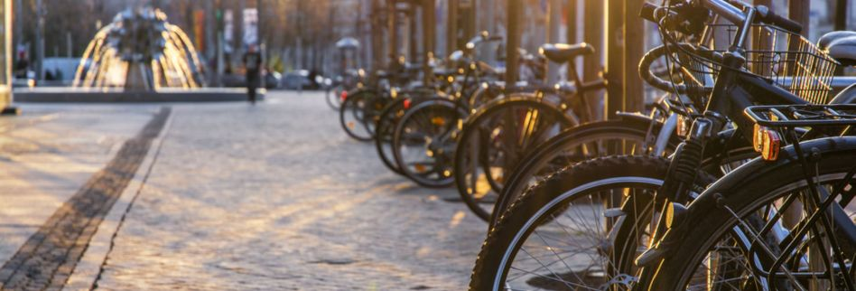 Fahrradversicherung: So sichern Sie Ihren Drahtesel ab