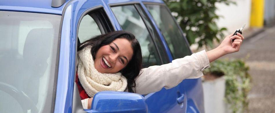 Kfz-Versicherung für Fahranfänger: So wirds günstiger