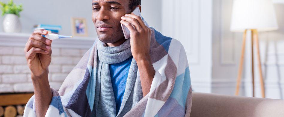 Was passiert mit dem Urlaubsanspruch bei Krankheit?