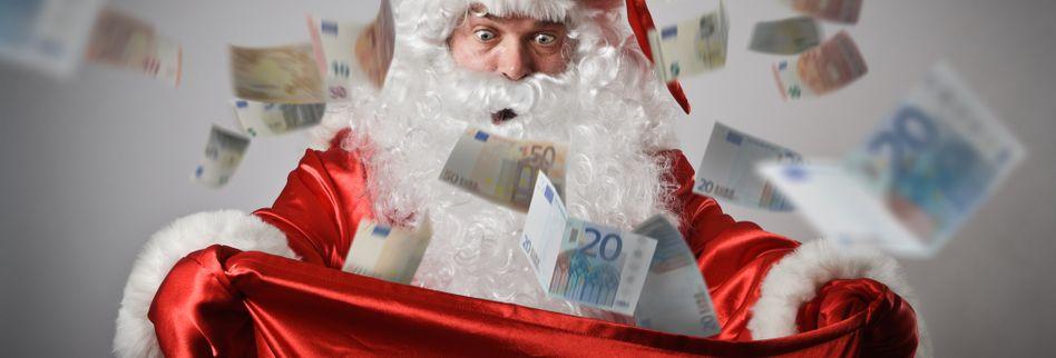 Weihnachtsgeld: Wem es in welcher Höhe zusteht und wann es ausgezahlt wird