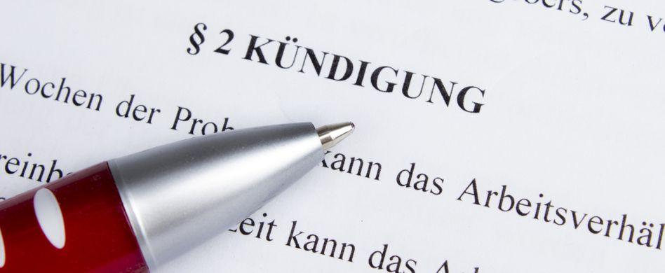 Arbeitsvertrag kündigen: Was gilt für Arbeitnehmer und Arbeitgeber