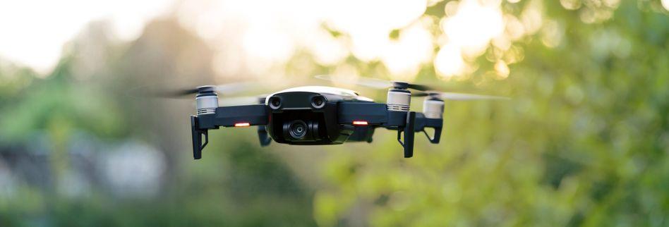Darf man Drohnen abschießen? Hier gibt es die Antwort