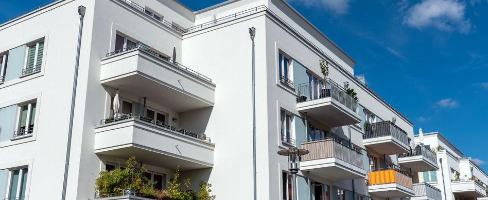 Balkonverkleidung - Darf ich jeden Sichtschutz nutzen?