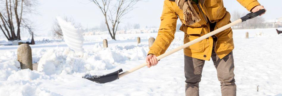 Diese Pflichten haben Mieter und Vermieter im Winter