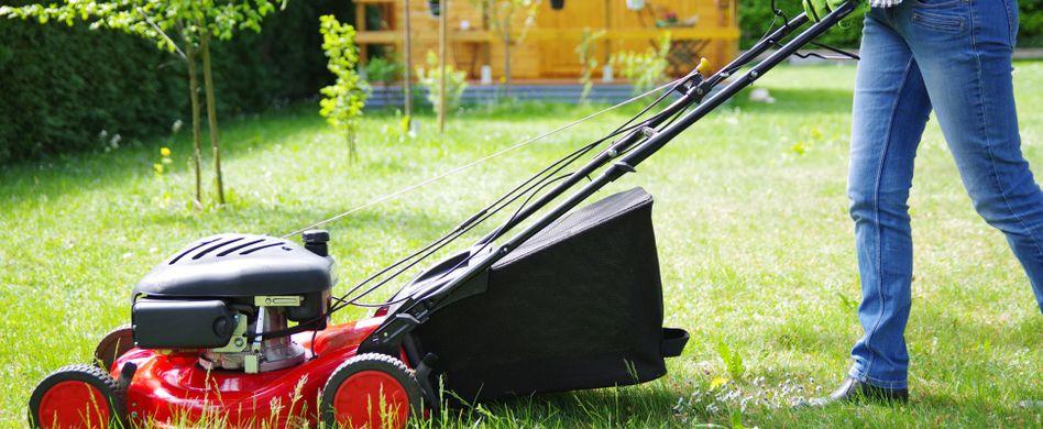 Rasenmähen: Zeiten, wann Sie das Grün trimmen dürfen