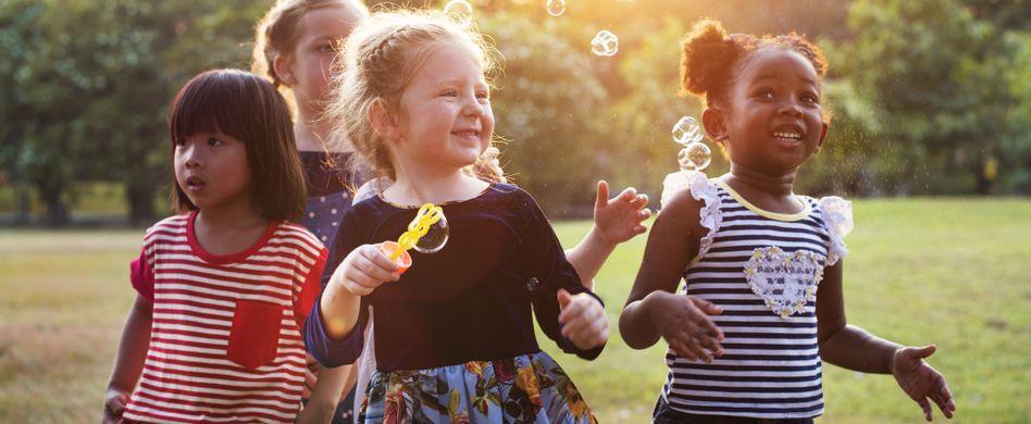 Kinderlärm in Garten und Haus: Was Sie beachten müssen