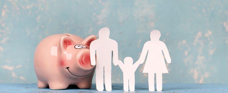 Unterhalt beim Wechselmodell: Was, wenn das Kind bei beiden Eltern lebt?