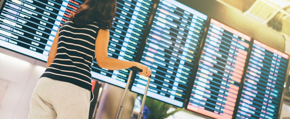 Fluggastrechte: Entschädigung bei Verspätung & Co.