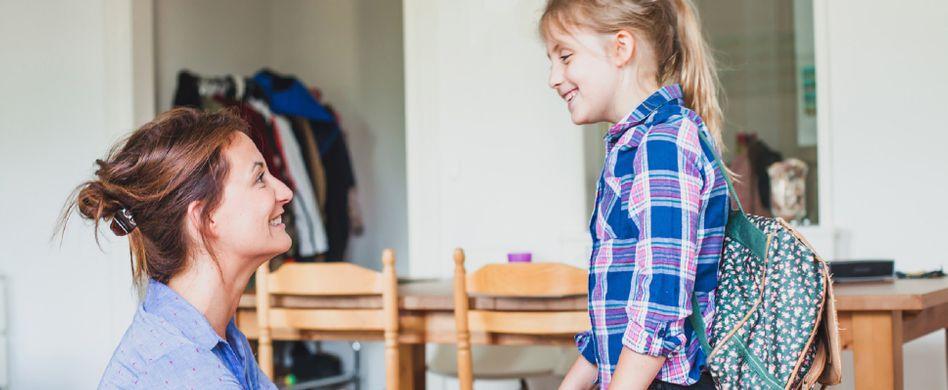 Schulanfang: Was Eltern beachten sollten