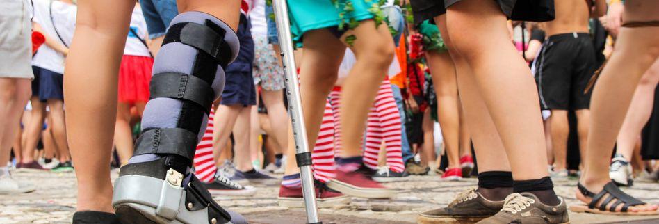 Wer haftet für Verletzungen rund um den Karnevalsumzug?
