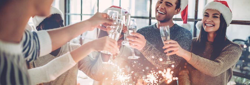 Weihnachtsfeier in der Firma: Das sollten Sie wissen