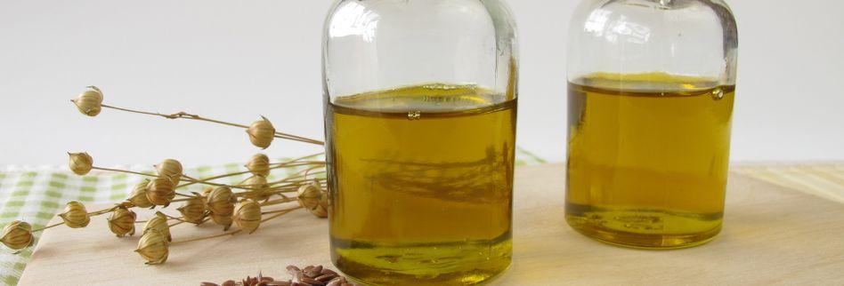 Natürliche Holzbehandlung mit Öl