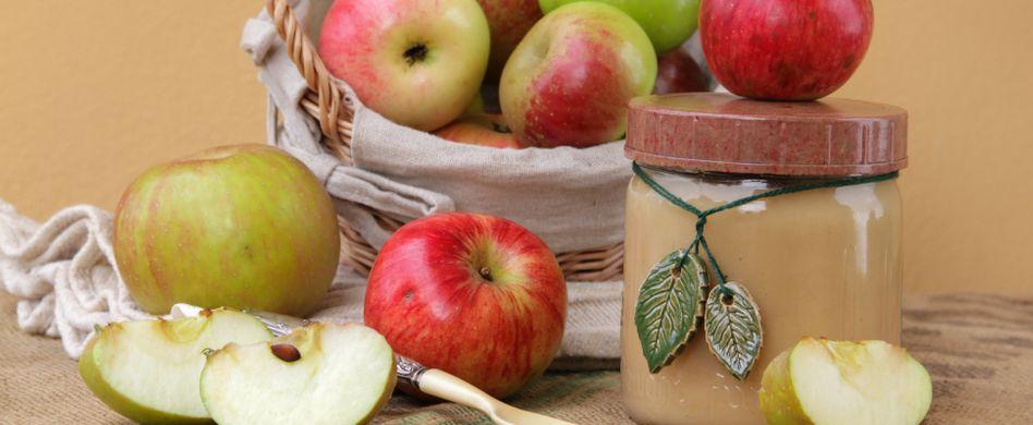 Apfelmus selber machen: Lecker ohne Zucker