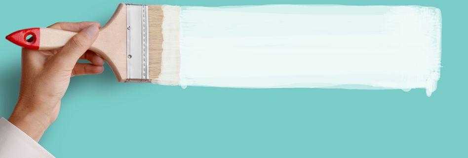 Kalkfarbe: Das sind die Vor- und Nachteile
