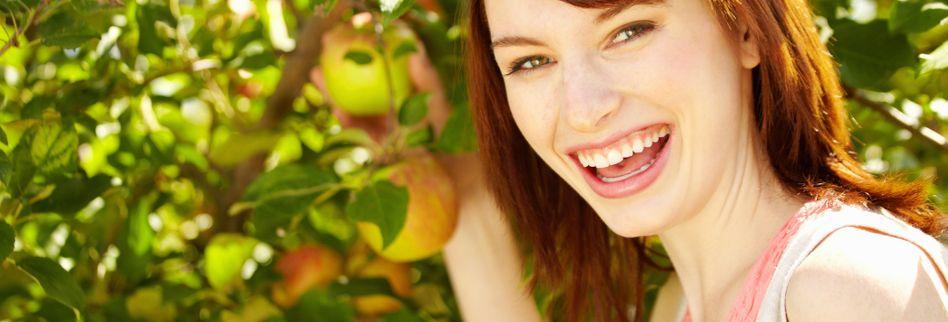 Ist fremde Äpfel zu pflücken schon Diebstahl?