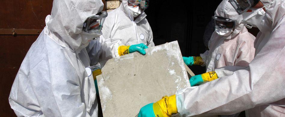 Bußgeldkatalog 2017 – Bauschutt- und Asbestentsorgung