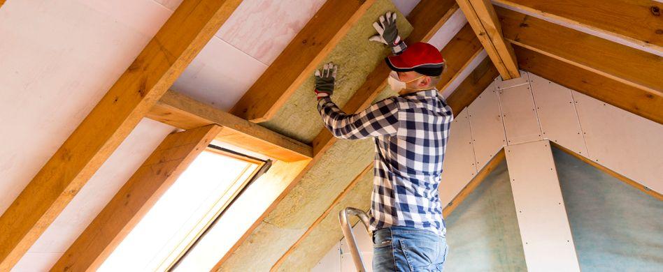 Dampfbremse oder Dampfsperre fürs Dach: Wozu dienen sie?