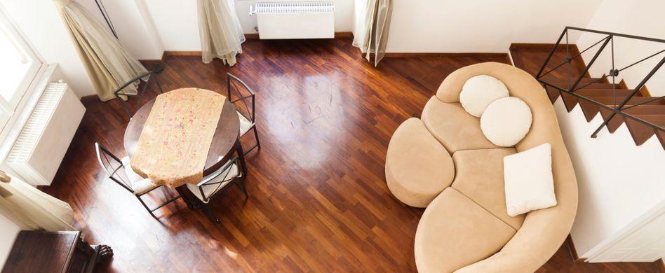 Holzboden: Auf Nachhaltigkeit setzen