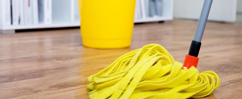 Laminat richtig reinigen und pflegen