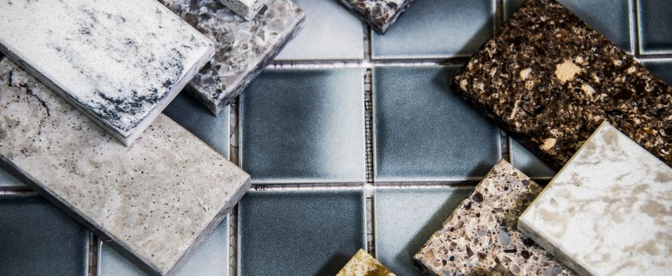 Fliesen-Materialien – von Keramik bis hin zu Aluminium