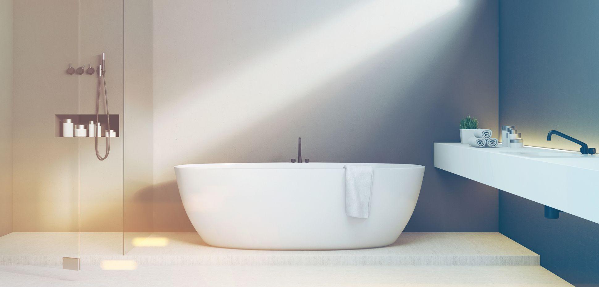 Putz fürs Bad: Welcher eignet sich und ist wasserfest?