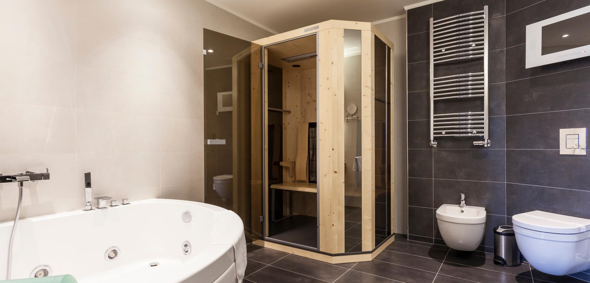 Eigene Sauna im Bad: Darauf müssen Sie achten
