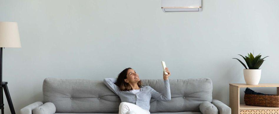 Heizen mit einer Klimaanlage: Wann und wie ist das möglich?