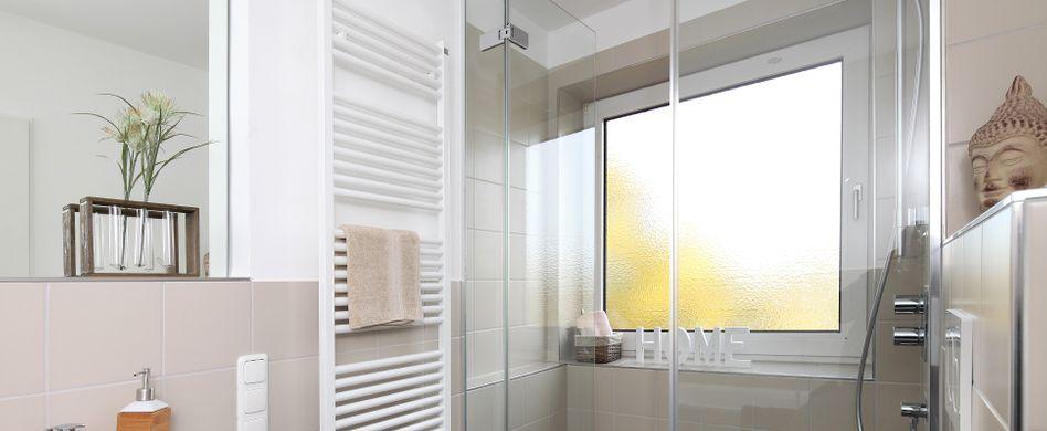 Heizung fürs Bad: So wird Ihr Badezimmer mollig warm