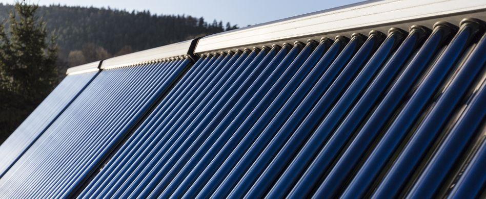 Mit der richtigen Förderung Solarthermie günstig finanzieren